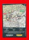 100° GIRO D'ITALIA -Panini 2017-Figurina-Sticker n. CARD C21 - 20° TAPPA -New