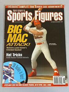 Tuff Stuff's Sports Figures Magazine Oct 1998 Wayne Gretzky Oilers Mark McGwire