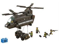 Sluban M38 B6600 Transport Hubschrauber  Neu & OVP