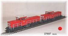 Märklin 37697 Série De Locomotive A Diesel 6400 in Double traction mfx Télex # #
