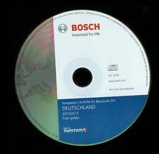 Tele Atlas TomTom Blaupunkt Bosch CD Deutschland Germany Allemagne 2013 2014 DX