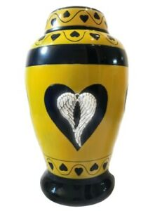 Adult Angel Wings Cremation Urn for Human Ashes Beautiful Funeral Urn Adult urn