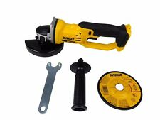 Dewalt 20V DCG412 Lithium-Ion 4-1/2 in. Cordless Grinder Cut-Off Tool DCG412B