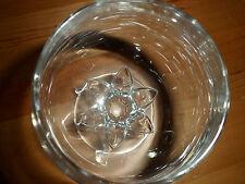 4 Cognacschwenker von Villory&Boch Serie Tulipe aus Bleikristall