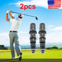 2 pcs .335 Tip Shaft Adapter Sleeve For TaylorMade 2017 RBZ STAGE 2 fairway wood