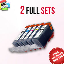 2 Full Sets of non-OEM Ink for CANON PIXMA iP3600 iP4600 iP4700 iX4000 iX5000