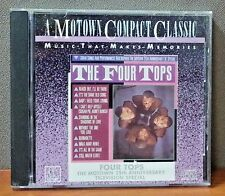 The Four Tops-The Motown 25th Anniversary Television Special CD LIKE NEW DB2105