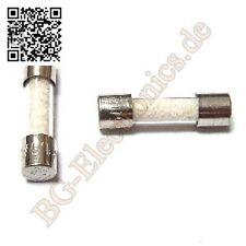 10 x 160 mA 250V T träge Feinsicherung Glassicherung 5x20 mm fuse 10pcs