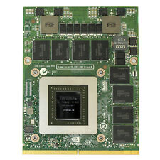 Nvidia Quadro K5000M 4GB GDDR5 MXM 3.0 GPU Video Card N14E-Q5-A2 Dell T9V0C