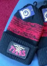 Sportsman Silhouette TEXAS 12 Inch Solid Knit Acrylic Beanie Stocking Cap.