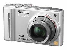 Panasonic Digital Camera Lumix Silva Dmc-Tz10-S