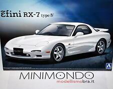 KIT MAZDA RX-7 TYPE IV 1/24 AOSHIMA 01415 014158 SERIE N.90