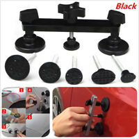 Car Body Paintless Dent Repair Tools Puller Hail Removal Set Black Glue Pulling