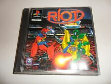 PlayStation 1  PSX  PS1  Riot (2)