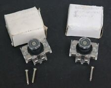 LOT OF 2 NEW YALE HOIST 41-KNIT PUSHBUTTON SWITCHES 41KNIT