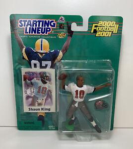 2001 Shaun King Tampa Bay Bucs Starting Lineup Figure
