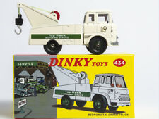ATLAS 1/43 Dinky Toys 434 BEDFORD T.K CRASH TRUCK WITH FULLY OPERATING WINCH