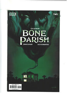 Bone Parish #2 NM- 9.2 Boom! Studios 2018 Cullen Bunn 1st Print