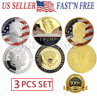 Donald Trump 2020 Challenge Coin Keep America Great President Commemorative coin