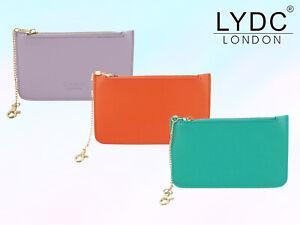 LYDC London Zipped Coin Purse Girls Cute Small Change Keyring Chain Purse Cheap