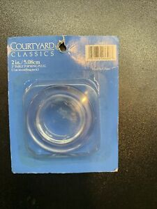 Courtyard Classics Patio Table Top Ring & Plug - 001-1 - 2 INCH / 5.08CM