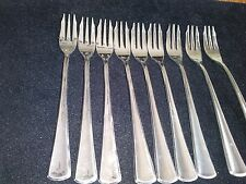 SUPREME CUTLERY BY TOWLE JAPAN SUBLIME FLATWARE FORKS