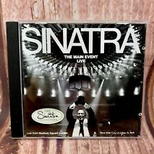 Frank Sinatra The Main Event Live CD 12 Tracks 1974  Brand New Music Songs