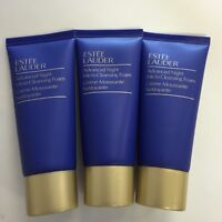 lot of 3 estee lauder advanced night micro cleansing foam creme cleanser 3*1oz