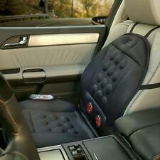 Heat Back Massage Foam Seat Cushion Car Auto Vehicle Travel Office Home Chair