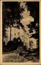 Bechyně 'Bechin Beching Vila Elektra alte AK und 1925/30 alte Postkarte ungelauf