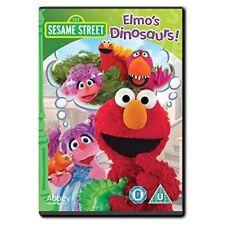[DVD] Sesame Street: Elmo's Dinosaurs!