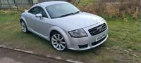 "Audi TT 3.2 V6 Quattro DSG Full Leather 2004 18"" Alloys Mot April 2021"