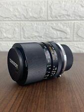 Tamron SP 90mm f/2.5 Macro 52B Adaptall 2 Tele-Macro BBAR MC Lens For Olympus OM