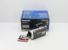 PANASONIC HDC-TM55 CAMCORDER BOXED HD 8GB FLASH MEMORY / CARD HIGH DEFINITION