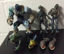 Lot Of 7 2000 Sega Palisades House Of The Dead Loose Figures *SEE PICS*