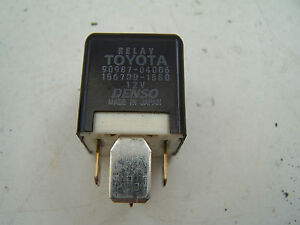 Toyota Yaris Relay 90987-04006 (1999-2003)