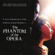 THE PHANTOM OF THE OPERA (2004 MOVIE SOUNDTRACK) CD  BRAND NEW SEALED