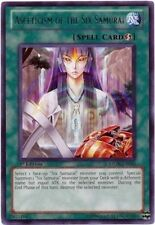 YUGIOH Card Asceticism of the Six Samurai STOR-EN050 Unlimited Edition