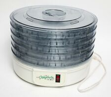 Mr. Coffee Food Dehydrator Model Fd5 - 6 Stackable Trays with Fan