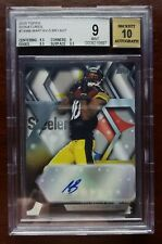 2015 Topps Signatures #TAMB Martavis Bryant--Pittsburgh Steelers BGS 9 MINT