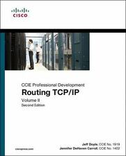 Routing TCP/IP, Volume II, 2/e By Doyle