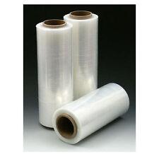 "16 Rolls CLEAR  Stretch Film Pallet Wrap 18""x 1500FT 80g"
