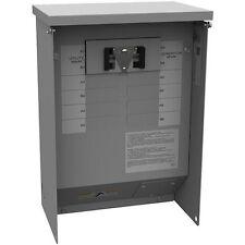 Milbank MMTS301 - 60-Amp Utility/30-Amp Generator (120/240V) Outdoor Transfer...