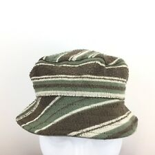 American Eagle Outfitters Nubby Texture Bucket Hat Poly Acrylic Nylon Wool Men S