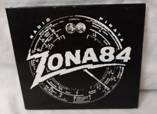 Zona 84 CD S/T Self-Titled Pauli 007 2017 Argentina Punk NM