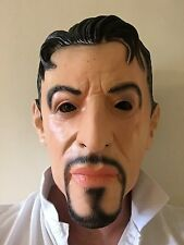 ITALIAN STALLION EXPENDABLES BARNEY MASK LATEX STALLONE COSTUME MOVIE STARS