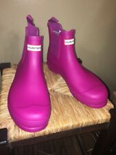 Hunter Boots 11 Womens Limited Edition