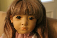 """""""Neblina"""" Doll By Annette Himstedt-Signed In Gold, W/ Extra Outfit!"""