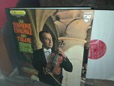 LALO: Symphonie Espagnole Ravel: Tzigane > Szeryng Remoortel / Philips Holland