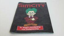 Sim City - SNES manual only